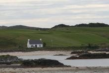 Traigh golf course, a hidden gem