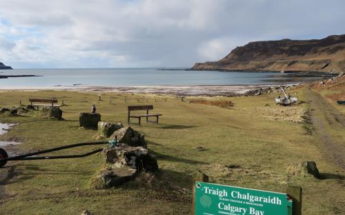 Calgarry Bay