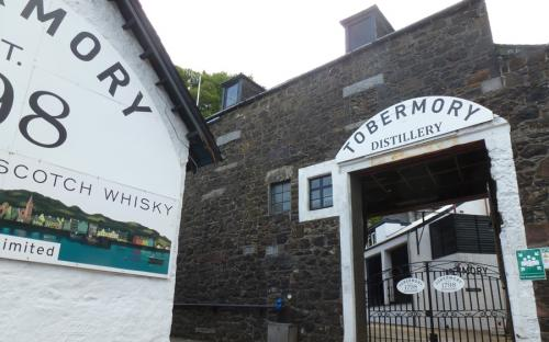 The Tobermory Distillery