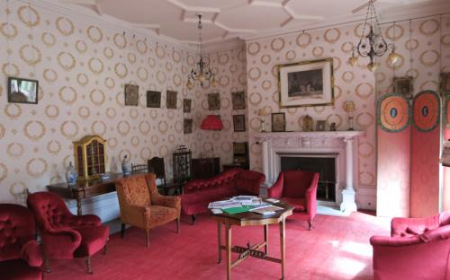 Kinloch Castle - The empire room