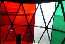 The lighthouse on Eilean Bàn