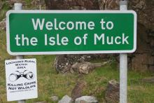 Welcome to the Isle of Muck