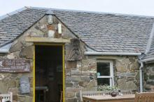 The Isle of Muck Craft and Tea Shop