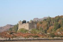 Castle Tioram, the seat of The Clanranalds