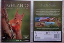 Highlands: Scotland's Wild Heart DVD (2016)